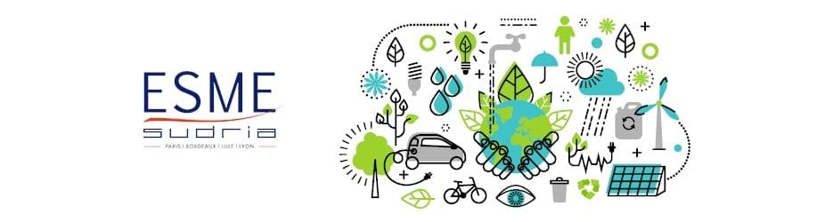 IDEA's, We Wanna Save… quand l'écologie transforme l'ESME Sudria !