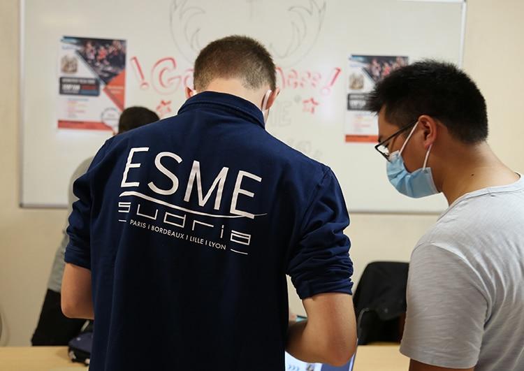 Retour sur l'édition 2020 du Forum des Associations à l'ESME Sudria Paris