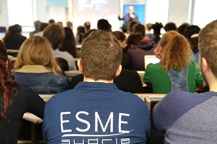 Journée consacrée au biomimétisme à l'ESME Sudria Lille / Novembre 2019